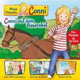 02: Conni auf dem Bauernhof / Conni schläft im Kindergarten / Conni geht zum Zahnarzt / Connis erster Flug (Vier Hörspiele zur TV-Serie) (MP3-Download)
