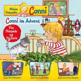 10: Conni im Advent / Conni fährt Schlittschuh / Conni lässt Drachen steigen / Conni und der fiese Schnupfen (Vier Hörspiele zur TV-Serie) (MP3-Download)