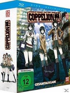Coppelion - Gesamtausgabe Bluray Box