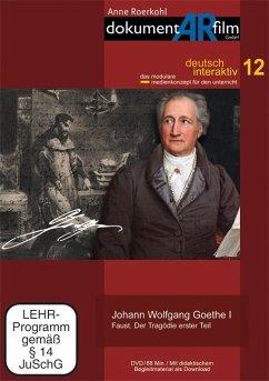 Johann Wolfgang Goethe - Faust I, 1 DVD