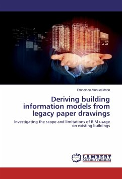 Deriving building information models from legacy paper drawings