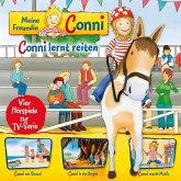 06: Conni lernt reiten / Conni am Strand / Conni in den Bergen / Conni macht Musik (Vier Hörspiele zur TV-Serie) (MP3-Download)