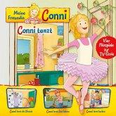 03: Conni tanzt / Conni lernt die Uhrzeit / Conni lernt Rad fahren / Conni lernt backen (Vier Hörspiele zur TV-Serie) (MP3-Download)