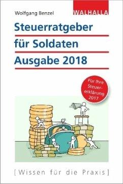 Steuerratgeber für Soldaten - Benzel, Wolfgang