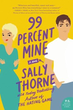 99 Percent Mine - Thorne, Sally