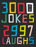 3000 Jokes, 2997 Laughs (eBook, ePUB)