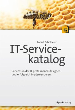 IT-Servicekatalog (eBook, ePUB) - Scholderer, Robert