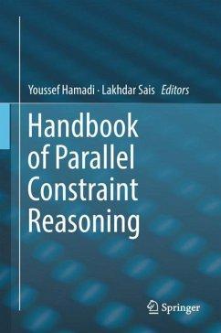 Handbook of Parallel Constraint Reasoning