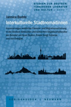 Interkulturelle Stadtnomadinnen - Budde, Jannica