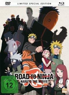 Road to Ninja: Naruto The Movie Mediabook