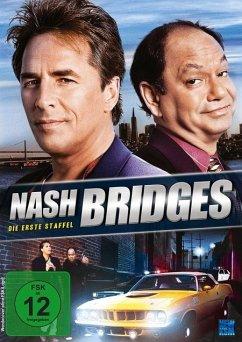 Nash Bridges - Die erste Staffel (2 Discs)