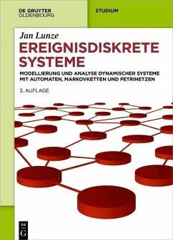 Ereignisdiskrete Systeme (eBook, PDF) - Lunze, Jan