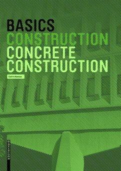 Basics Concrete Construction (eBook, ePUB) - Hanses, Katrin