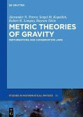 Metric Theories of Gravity (eBook, ePUB)