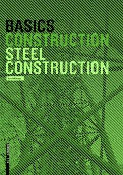 Basics Steel Construction (eBook, ePUB) - Hanses, Katrin