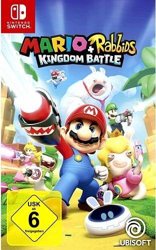 Mario & Rabbids Kingdom Battle (Switch)