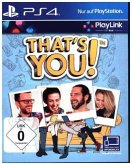 That's You! (Playstation 4)