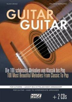 Guitar / Guitar, m. 2 Audio-CDs