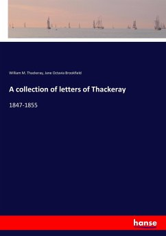 A collection of letters of Thackeray