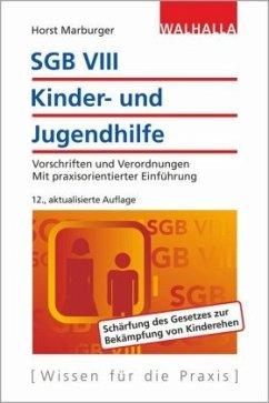 SGB VIII - Kinder- und Jugendhilfe