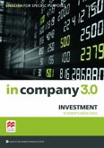 in company 3.0 - Investment. English for Specific Purposes. Student's Book with Online-Student's Resource Center