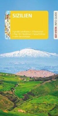 Go Vista Info Guide Reiseführer Sizilien, m. 1 ...