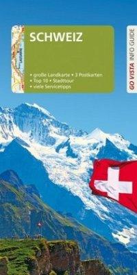 GO VISTA: Reiseführer Schweiz - Habitz, Gunnar