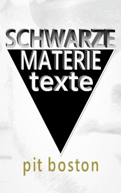 Schwarze Materie (eBook, ePUB)