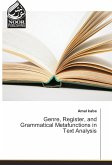 Genre, Register, and Grammatical Metafunctions in Text Analysis