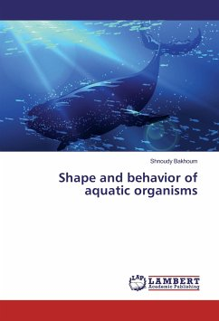 Shape and behavior of aquatic organisms