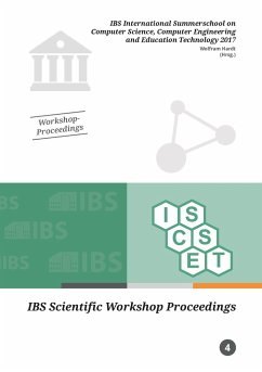 IBS International Summerschool on Computer Science, Computer Engineering and Education Technology 2017