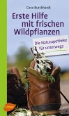 Erste Hilfe mit frischen Wildpflanzen (eBook, ePUB)