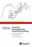 Praxis der Psychologischen Gutachtenerstellung (eBook, ePUB)