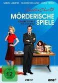 Agatha Christie - Mörderische Spiele. Collection 2 (Folge 5-8) - 2 Disc DVD