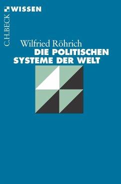 Die politischen Systeme der Welt - Röhrich, Wilfried