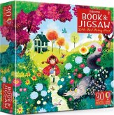 Little Red Riding Hood, jigsaw, w. picture book
