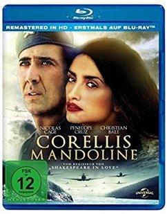 Corellis Mandoline - Cage,Nicolas/Cruz,Penelope/Hurt,John/+
