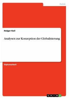 Analysen zur Konzeption der Globalisierung