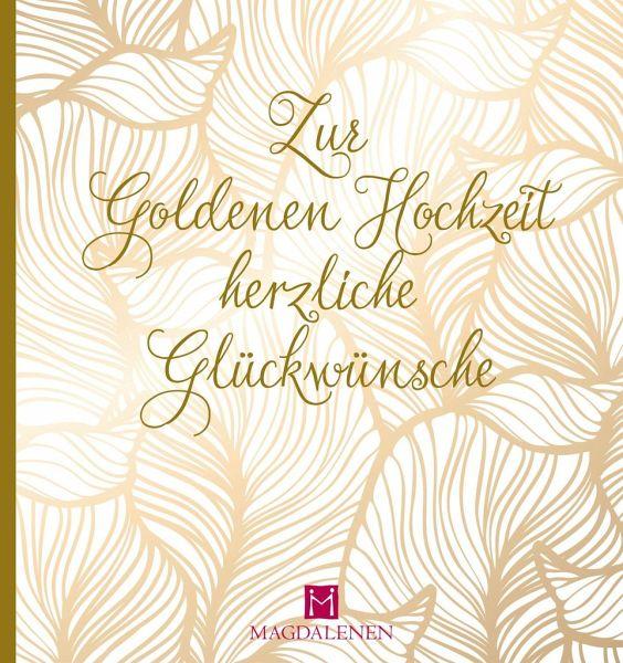 Zur Goldenen Hochzeit Herzliche Gluckwunsche Von Christine Paxmann