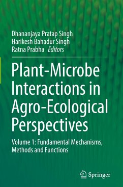 Plant-Microbe Interactions in Agro-Ecological Perspectives - Singh, Dhananjaya Pratap