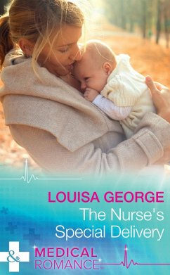 The Nurse's Special Delivery (Mills & Boon Medical) (The Ultimate Christmas Gift, Book 1) (eBook, ePUB) - George, Louisa