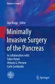 Minimally Invasive Surgery of the Pancreas