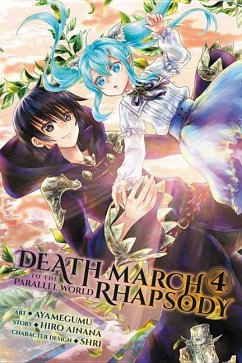 Death March to the Parallel World Rhapsody, Vol. 4 (manga) - Ainana, Hiro