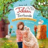 Ein Wollschwein im Wohnzimmer / Tildas Tierbande Bd.1 (MP3-Download)