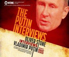 The Putin Interviews: Oliver Stone Interviews Vladimir Putin - Stone, Oliver