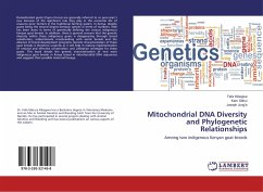 Mitochondrial DNA Diversity and Phylogenetic Relationships