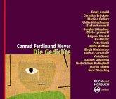 Die Gedichte, 6 Audio-CDs + 2 Bücher