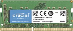 Crucial 16GB DDR4 2400 MT/s CL17 PC4-19200 SODIMM 260pin for Mac
