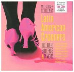 Latin American Crooners-The Best Boleros & Tango