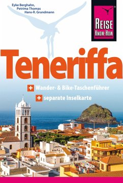 Teneriffa (eBook, ePUB) - Thomas, Petrima; Berghahn, Eyke; Grundmann, Hans-R.